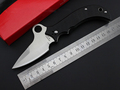 The latest of the CPM 40GP folding knife VG 10 blade material 57 59 HRC G10