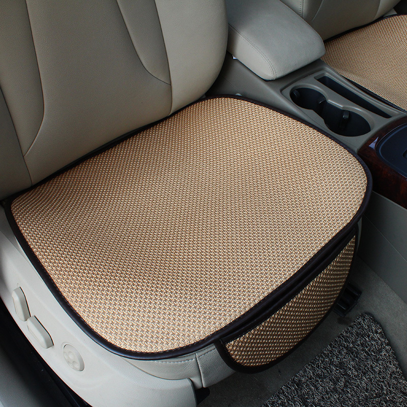Cover One Front seat,Viscose car summer Interior Accessories Safety Lada Ford Focus Kia Spectra Kalina Polo Sedan VW Car - boler hu's store