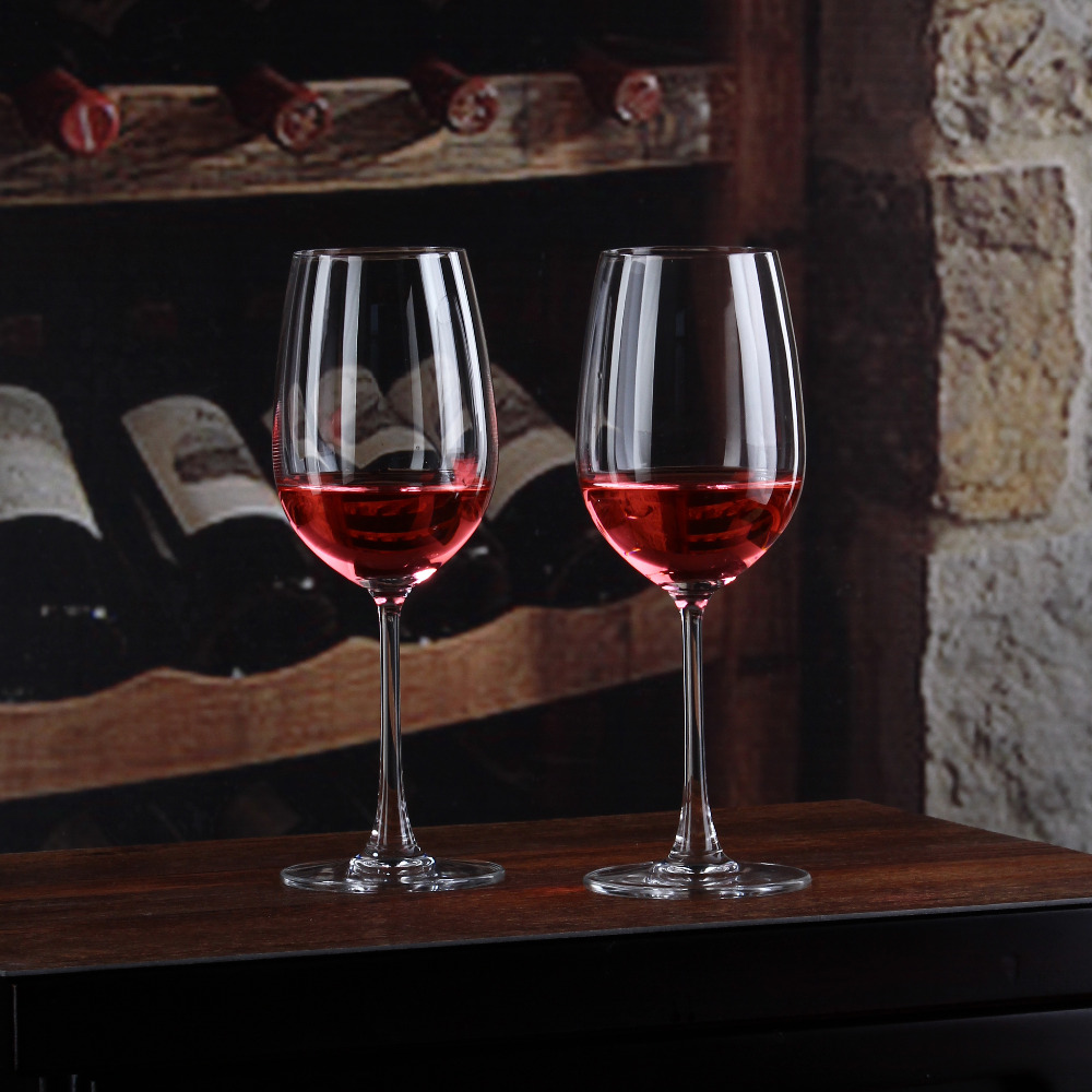Novelty wine glass promotion shop for promotional novelty for Thin stem wine glasses