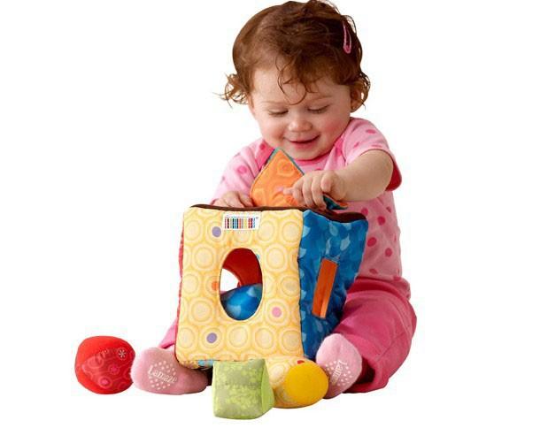 Hot Baby Toy Building Blocks Peekaboo Toys Children Kids 0-12 months Multifunctional Clutch Mobile Rattles Educational - Corner Store store