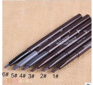 1PC Perfect Waterproof Longlasting Eyeliner Eyebrow Eye Brow Pencil & Brush Makeup JYT057  -  Online Store 527385 store