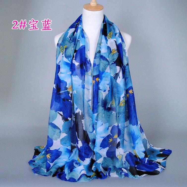 21 color High quality jersey scarf cotton plain elasticity shawls maxi hijab long muslim head wrap long scarves/scarf 10pcs/lot(China (Mainland))