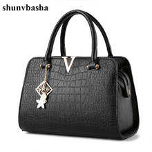 Buy Luxury Handbags Women Bags Designer Brand Shoulder Bags Ladies Leather Women Messenger Bags New Arrival Leisure Tote Bags Female for $21.99 in AliExpress store
