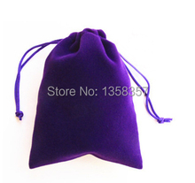Professional custom Direct Manufacturer drawstring velvet bag for mobile phoneHDD accessories gift jewelry pouch wholesale
