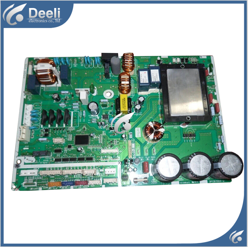 Free shipping 90% new used for Daikin inverter air conditioner 3F008526-1 4MXS100EV2C outside the machine computer board on sale<br><br>Aliexpress