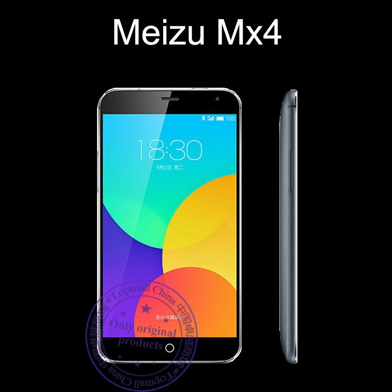 "Original Meizu MX4 M461 4G cell Phones meizu mx4 pro Octa core MTK6595 Octa Core 5.36"" 1920x1152 FDD/TD LTE 4G phone(China (Mainland))"
