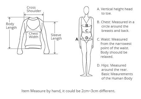 how to measure size