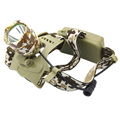 Camping Hunting Hiking 800LM 3x Cree XM L T6 LED Zoomable Headlight Head Torch Camping Lights