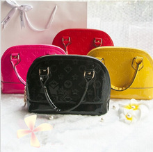 New Fashion Baby Girls Fashion Bags Girl Accessories Kids Handbags Children PU Party Shell Bag Shoulder Bucket bags sling Bolsas(China (Mainland))