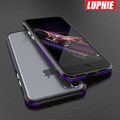 For iPhone 7 Case Original Luphie Luxury Double Color Metal Aluminum Frame Cover Phone Cases For