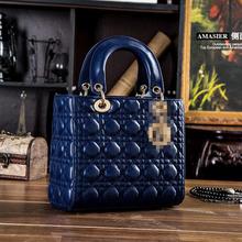 GAETANO Big Women Bags Genuine Leather Fashion Black Handbag Women Messenger Bags