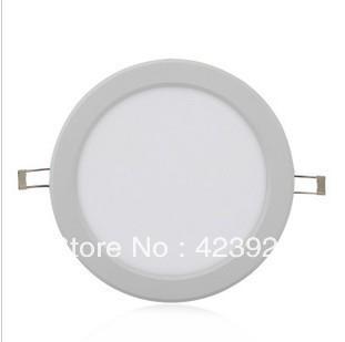 Free shipping panel light 12w