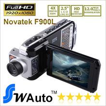 Novatek F900 Car DVR 1920*1080P Full HD Video Recorder Car DVR 2.5 inch TFT LCD Screen Car DVR F900LHD Car DVR Recorder Dash Cam(China (Mainland))