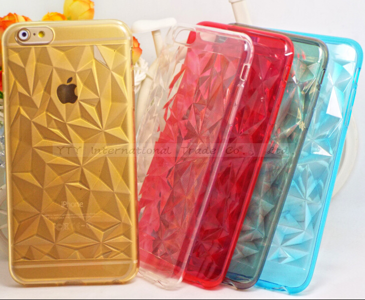 6/6S Pretty Prismatic Soft Silicone Cases iPhone 6 6S 4.7'' Case iPhone6/6S Back Cover Phone Shell 2016 Newest Arrival - Mobile Accessories/Case And Mp3 Store store