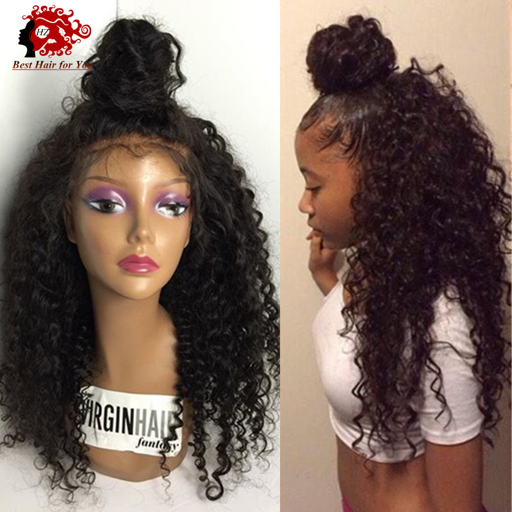 glueless full lace wigs with baby hair wigs by unique
