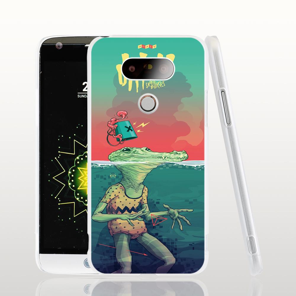 18331 Pool Croc cell phone case cover for LG G5 G4 G3 K10 K7 Spirit magna(China (Mainland))