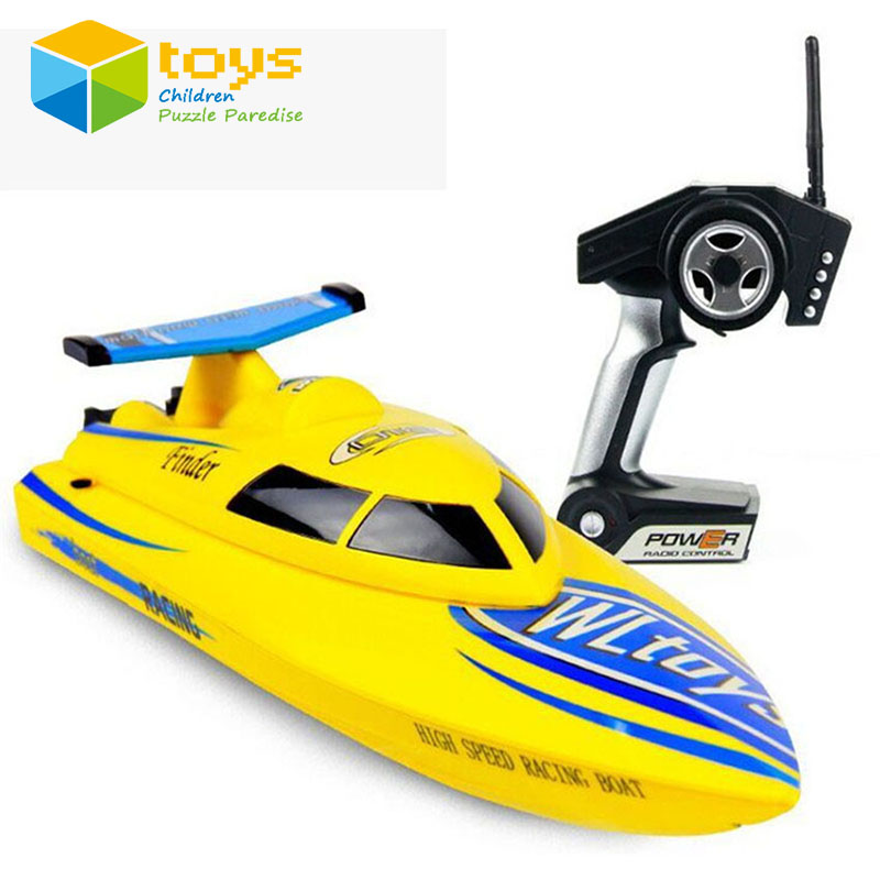 Electric Mini RC Speed Boats High Speeding Boat Model RC Speedboat Wireless Remote Control Boats Model Barcos Radio Control Boat(China (Mainland))