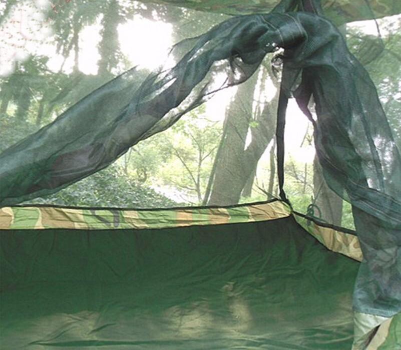 Koop anti muggen columpio jardin outdoor camouflage tent hangmat mosquito - Anti muggen gordijn ...