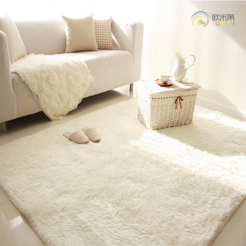 Buy water wash coral fleece carpet bedroom living room for Fleece tapete