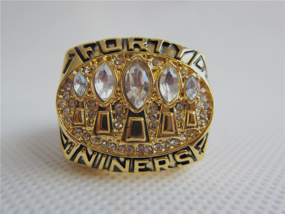 free shipping 1994 San Francisco 49ers Young Super Bowl Championship Champions Ring NFL ring for men sport(China (Mainland))