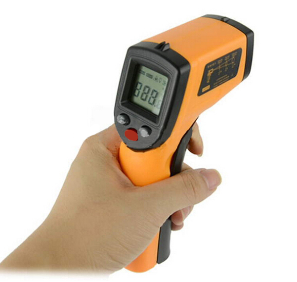 Thermometer Gun Nice Non Contact LCD IR Laser Infrared Digital Temperature hot selling