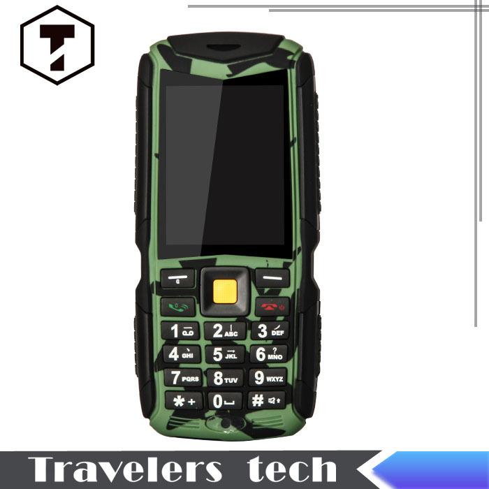 Original alps ALPS M12 2.4inch screen CDMA / GSM cell phone 3 sim card mobile phones 0.3M camera  4500mAh big battery mann zug s(China (Mainland))