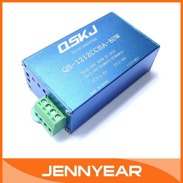 DC Auto Boost Buck Converter  Input: 8-30V, Output: 2-16V Constant current Constant voltage Module  #090409
