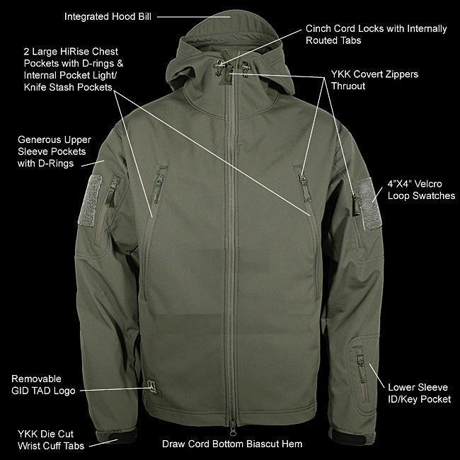 Lurker Shark Skin Soft Shell V 4.0 Outdoor Military Tactical Jacket Waterproof Windproof Sports Army Clothing Outwear Coats - The time tunnel store