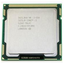 Buy Original Core i3 550 Processor (3.2GHz /4MB Cache/ LGA1156) Desktop I3-550 CPU for $24.80 in AliExpress store
