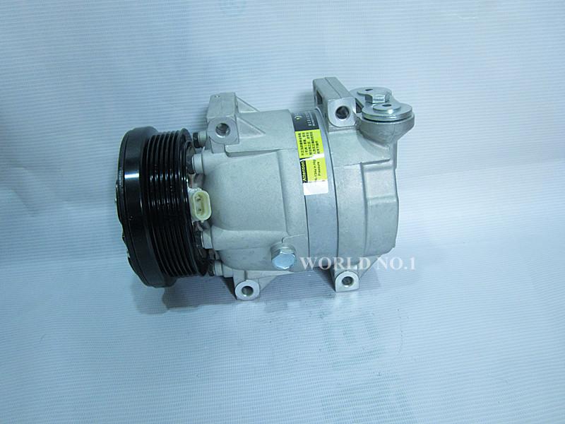 12V ac compressor pump V5 for Chevrolet Optra 1.6 96484932 96484932 96539388 96539392 J555 04-in