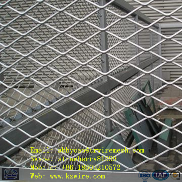 ANimal Protective Expanded Metal Panel With Low Carbon Steel(China (Mainland))