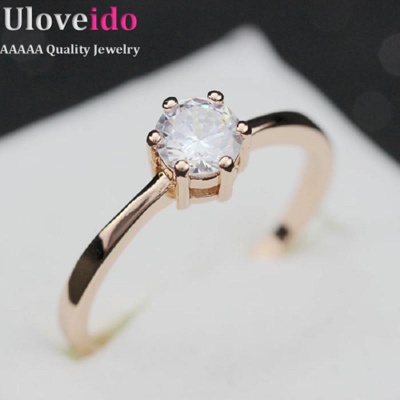 aliexpresscom buy uloveido 2016 cz diamond anel strass