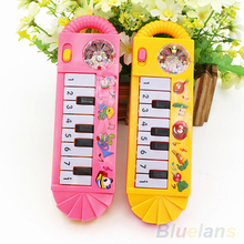 New Useful Popular 0-7age Baby Kid Piano Music Developmental Cute Toy  1Q5B 2YN6(China (Mainland))