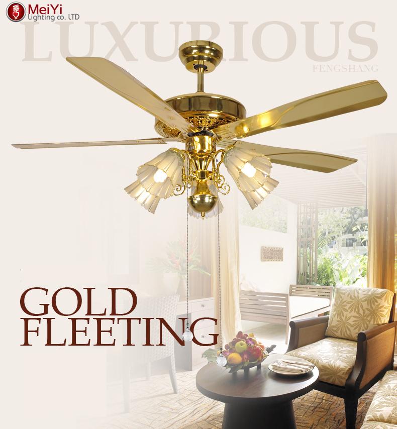 2015 modern ceiling fan crystal for living room ventilador de teto