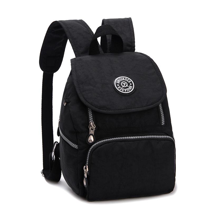 Fashion Women water resistant Nylon Backpack Mini Hiking Student School Bags kipled Casual Travel herschel sport