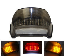 For KAWASAKI Ninja ZX7RR 1996-1997 Rear Tail Light Brake Turn Signals Integrated LED Light(China (Mainland))