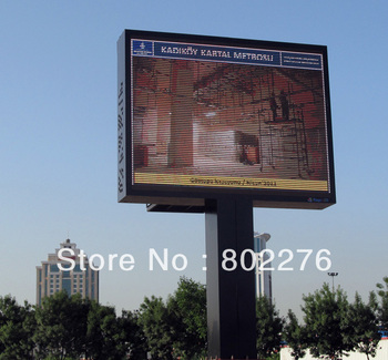 P10 full color led screen, outdoor full color led video wall,led signs,
