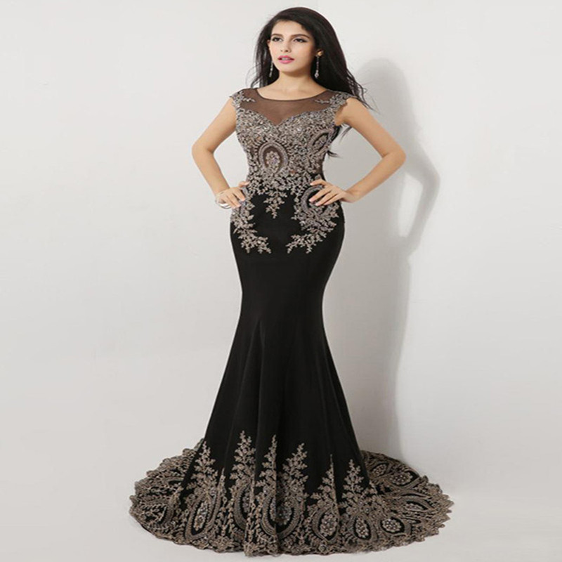 Gold Plus Size Prom Dresses - Boutique Prom Dresses