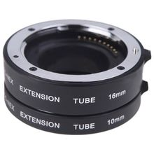 Buy Lens Macro Extension Ring Tube Adapter Sony E-mout NEX NEX-6 A7R A3000 8Q96 for $15.25 in AliExpress store
