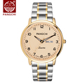 Brand PANGCHI Men and Women Fashion Dress Watch Staineless Steel High Quality Gift Coupld Watches Relogio