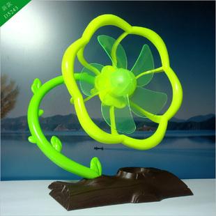 Free shipping Summer usb flower fan double folding mini fan mute