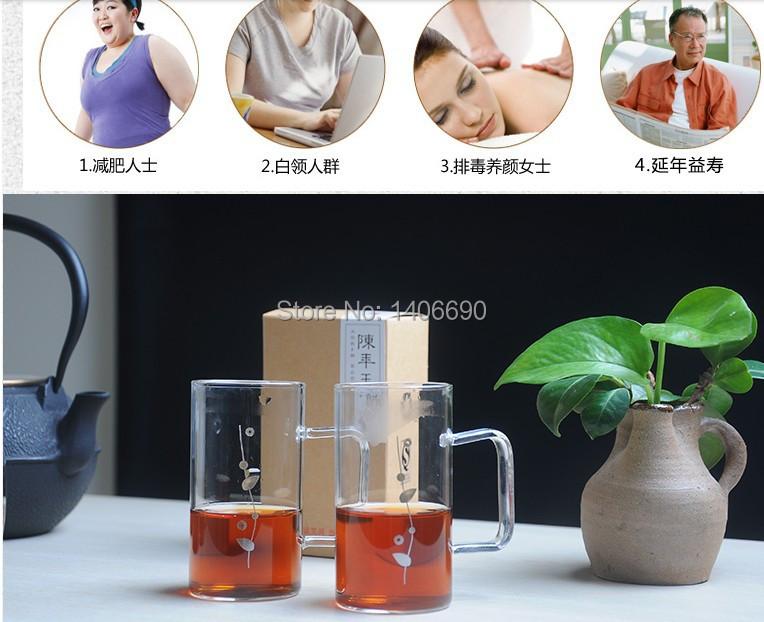 Retail price US 129 Black Tea Flavor Pu er top grade Puerh Tea Chinese Puer Tea