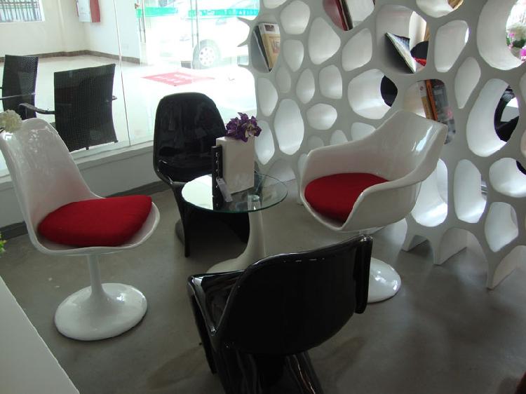 Aliexpress.com: Comprar Blanco silla de comedor moderno estilo ...