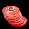Heat Resistant Double sided Transparent Clear Adhesive Tape 25m length 8MM width Multi role For
