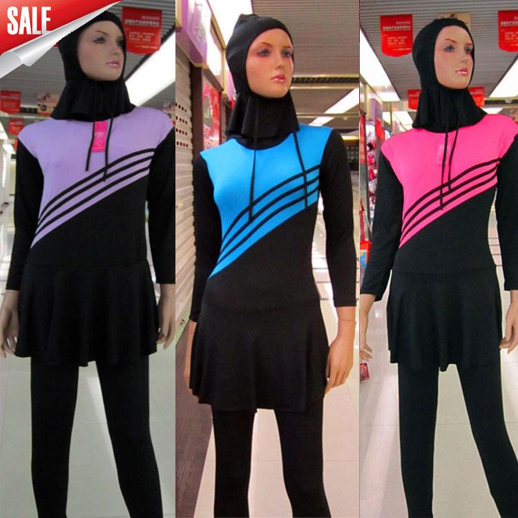 Acquista all 39 ingrosso online costumi da bagno per le donne musulmane da grossisti costumi da - Grossisti costumi da bagno ...