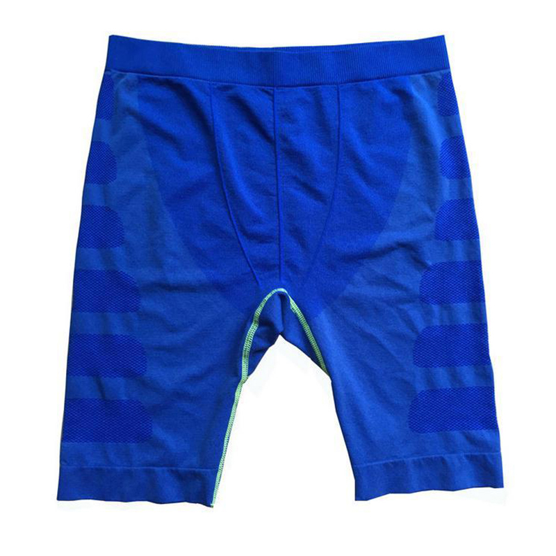 Men Running Training Tight Elastic Short Pants Skin Fitness Compression Quick Dry Sports Running Gym Exercise Shorts(China (Mainland))