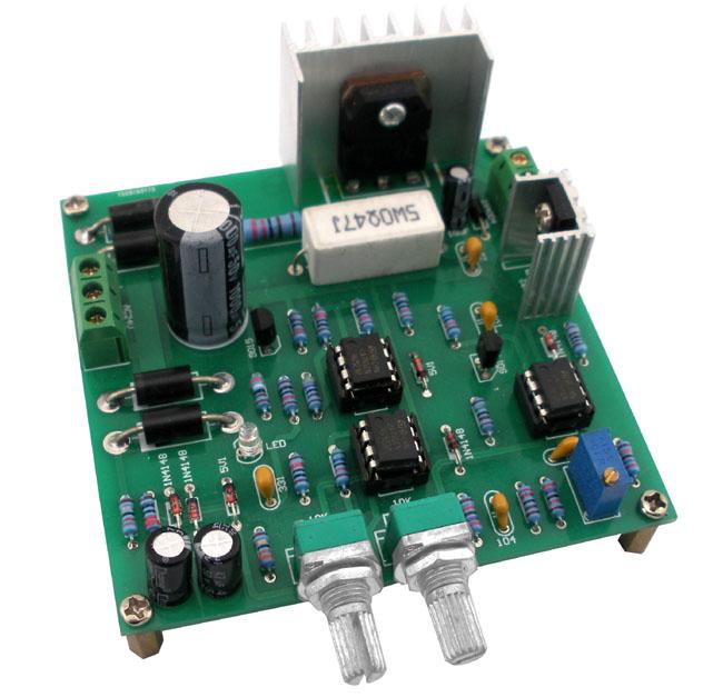 0-30V 2mA-3A Adjustable dc regulated power supply kit Laboratory power supply Short circuit current limiting protection DIY kits(China (Mainland))