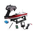 Free shipping 2 4G DH7009 Remote Control speed boat with servo RC speed boat electric toy