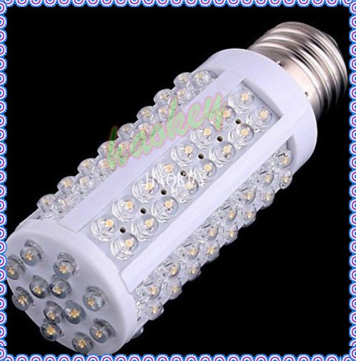 Wholesale Price Ultra Bright LED Lamp Spot Light Corn Bulb 7W AC220V E27 Base LED Bulb,Warm White,With 108 led 360 degree