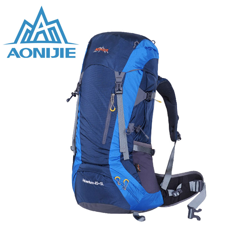 AONIJIE Outdoor Sport Travel Backpack Mountain Climbing Backpack Climbing Bags Knapsack Camping Hiking Backpack Cycling<br><br>Aliexpress